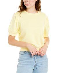 David Lerner Jade Top - Yellow