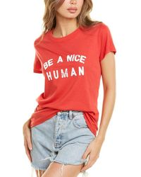 Sub_Urban Riot Sub_urban Riot Loose T-shirt - Red