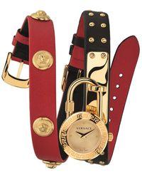 Versace Medusa Lock Icon Watch - Multicolor