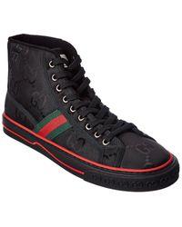 Gucci Tennis 1977 Off The Grid Sneaker - Black
