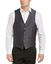 Kenneth Cole Reaction - Vest - Lyst