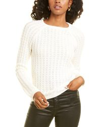 Brooks Brothers Wool-blend Pullover - White