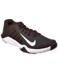 96e80b246d3d1 Lyst - Nike Flex Run 2018 Sneaker in Black for Men