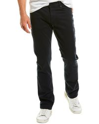 DL1961 Premium Denim Russell Depths Slim Straight Leg - Black