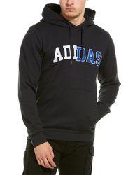 adidas Collegiate Clash Hoodie - Black