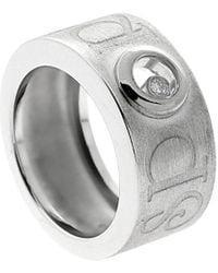 Chopard Chopard 18k Diamond Ring - Metallic