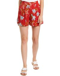 Vince Camuto Short - Red