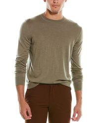 Theory - Regal Crewneck Wool Sweater - Lyst
