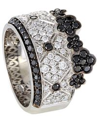 Pasquale Bruni 18k 1.42 Ct. Tw. Diamond Ring - Metallic