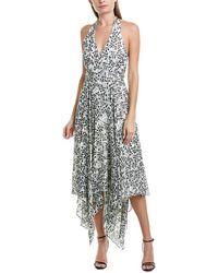 Halston Halston Gown - White