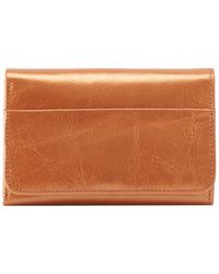 Hobo International Jill Leather Wallet - Multicolor