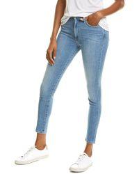 Joe's Jeans Joes Jeans Autun High-rise Skinny Ankle Cut Jean - Blue