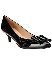 French Sole - Diva Patent Pump - Lyst