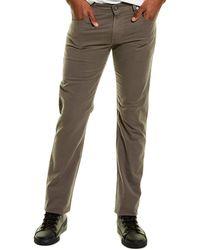 AG Jeans The Matchbox Gray Slim Straight Leg