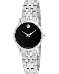 Movado Museum Watch - Metallic