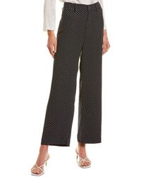 Rebecca Taylor Dotted Pant - Multicolour