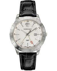 Versace Univers Watch - Metallic