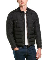 Moncler Iconic Cluny Down Jacket - Black