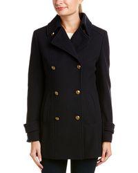 Basler - Wool-blend Coat - Lyst
