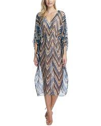 Gottex Cover-up Dress - Blue