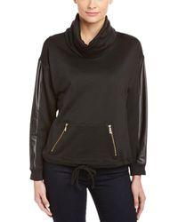 Kensie - Turtleneck Sweatshirt - Lyst