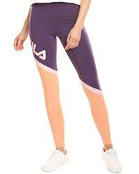 Fila Roxy High-waist Legging - Purple