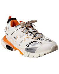 Balenciaga Track Mesh & Nylon Sneaker - Multicolor