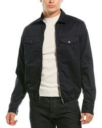 BOSS by HUGO BOSS Regular Fit Jacket - Blue