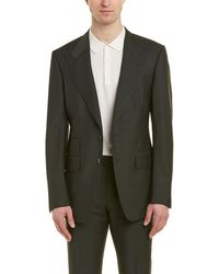 Tom Ford - Shelton 2pc Wool & Mohair-blend Suit With Flat Pant - Lyst
