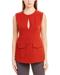 Gracia Top - Red