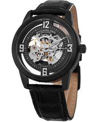 Stuhrling Original Legacy Watch - Black