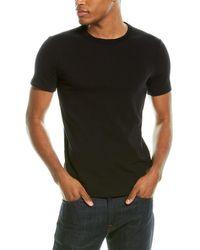 Tom Ford Crewneck T-shirt - Black