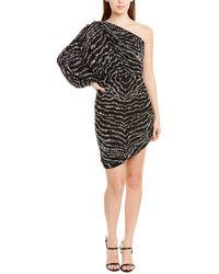 Jay Godfrey Sheath Dress - Black