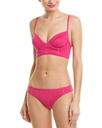 Proenza Schouler - 2pc Underwire Bikini Set - Lyst