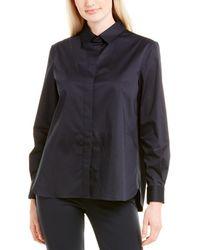 The Row Yssetra Shirt - Blue