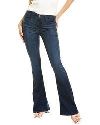 FRAME Denim Flared Jeans - Black