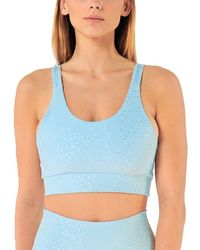 Electric Yoga The Together Bra - Blue