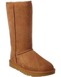 UGG Classic Tall Ii Water-resistant Twinface Sheepskin Boot - Brown