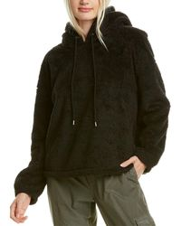 James Perse Fuzzy Pullover - Black
