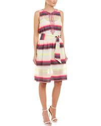 Marabelle - Embroidered Beach Dress - Lyst