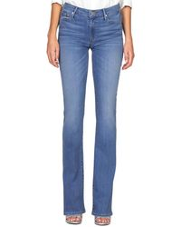 Black Orchid India Slim Bootcut - Blue