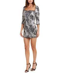 Rachel Zoe Chiara Mini Dress - Black