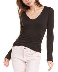 Velvet By Graham & Spencer T-shirt - Black