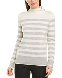 Magaschoni Wool-blend Sweater - White