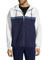 New Balance - Nb Athletics 78 Hood Jacket - Lyst