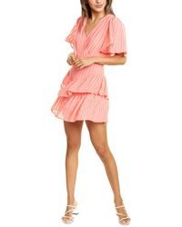 a. calin Reasonable Suspicion Mini Dress - Pink
