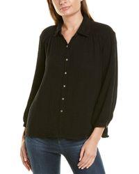 Michael Stars Carrie Shirt - Black