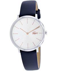 Lacoste Moon Watch - Blue