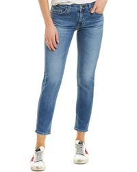 AG Jeans The Ex-boyfriend 15 Years Blueshift Slouchy Slim Leg