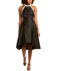 Adrianna Papell Cocktail Dress - Black